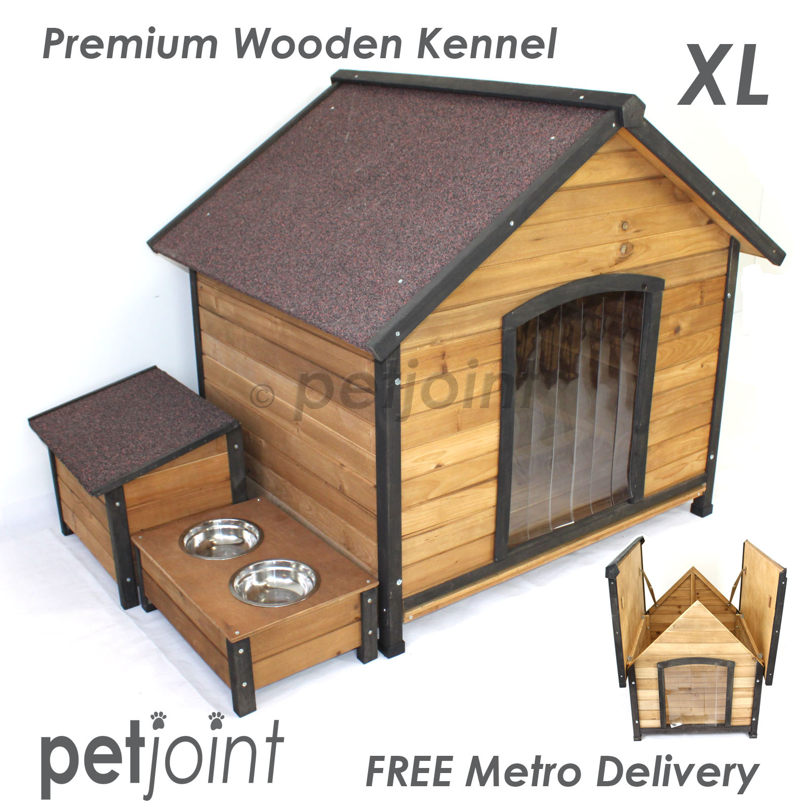 Pet Joint Xl Premium Dog Kennel